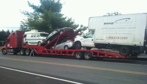 trailer transport