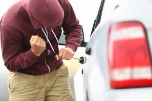Watch Out For Car Thieves