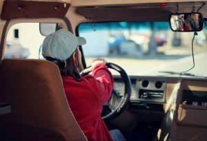 new truck driving age