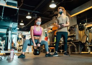 Gym Owners Increase capacities Amid Confusion Over new Color Status