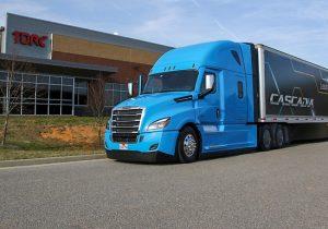 Torc Robotics To Receive Analytical Freightliner Data